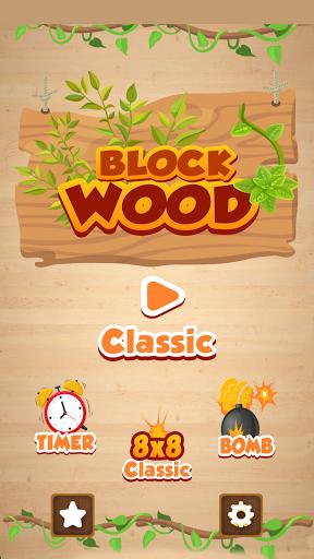 Wood Block Puzzle - Free Woody Block Puzzle Game  screenshots 12