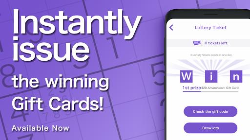 Sudoku u2010Puzzle&Prizeu3000Win a Gift Cards on the spot!  screenshots 4