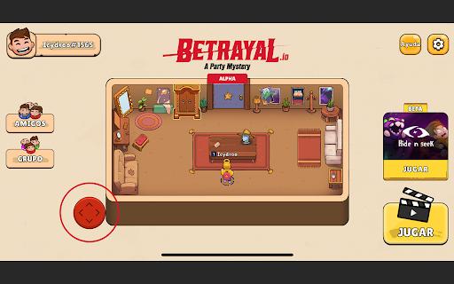 Betrayal.io 0.3.7 screenshots 9
