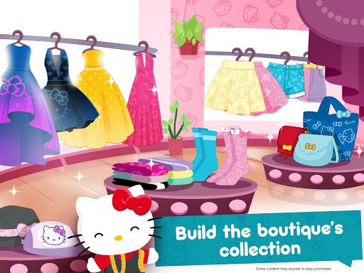 Hello Kitty Fashion Star 2.4 Screenshots 12