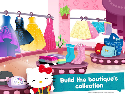 Hello Kitty Fashion Star 2.4 Screenshots 20