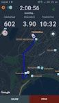 screenshot of Running Fitness & Calorie Sport tracker