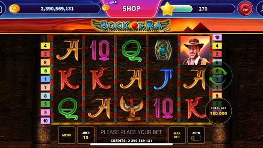 Book of Rau2122 Deluxe Slot screenshots 6