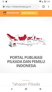 KPU RI PEMILU 2019 screenshots 7
