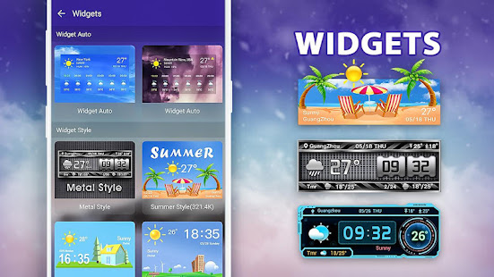 Weather Live - Accurate Weather Forecast 1.2.1 Screenshots 12