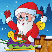 Christmas Puzzle Games - Kids Jigsaw Puzzles