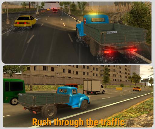 Russian Car Driver ZIL 130  Screenshots 15