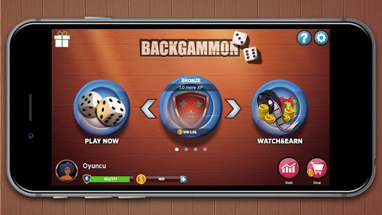 Backgammon - Offline Free Board Games 1.0.1 Screenshots 8