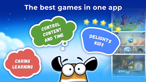 Zebrainy: learning games for kids and toddlers 2-7  screenshots 1