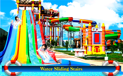 Water Slide Games Simulator 1.1.19 screenshots 5