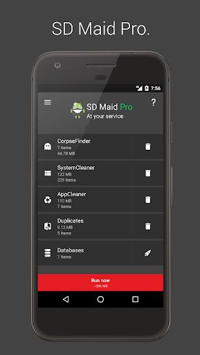 SD Maid Pro - Unlocker screen 1
