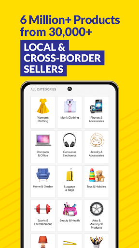 ZoodMall & ZoodPay: Buy now, Pay in Installments  screenshots 2