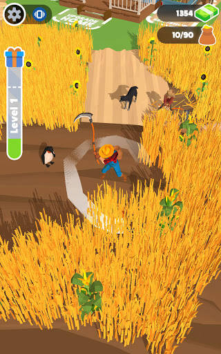 Harvest It! Manage your own farm apkmr screenshots 11