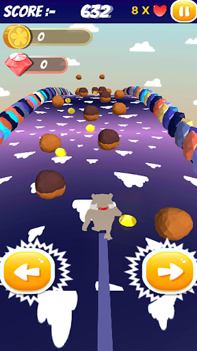 Code Triche Tom Cat and Jerry Mouse and friends Endless Run (Astuce) APK MOD screenshots 3