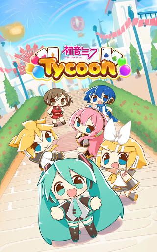 Hatsune Miku Tycoon  screenshots 8