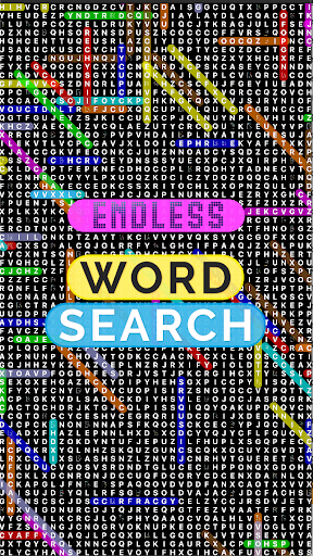 Endless Word Search  screenshots 4