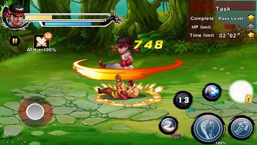 Street Fighting Man - Kung Fu Attack 5 1.0.5.186 screenshots 8