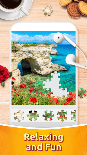 Jigsaw Puzzles - Free Relaxing Puzzle Game 1.0.0 screenshots 5