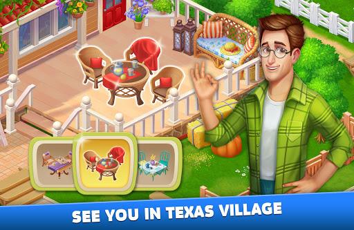 Solitaire: Texas Village 1.0.22 screenshots 7