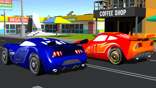 Super Kids Car Racing In Traffic 1.13 screenshots 1