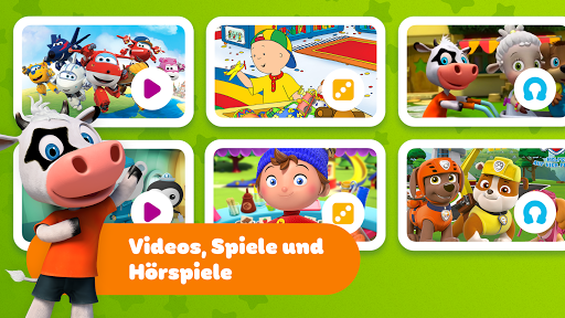 Toggolino - Videos und Lernspiele fu00fcr Kinder apktram screenshots 1