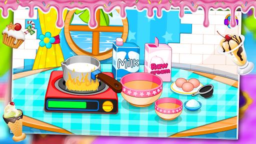 Code Triche Ladybug Cooking Ice Cream mod apk screenshots 2