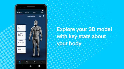 Naked u2014 3D Home Body Scanner 1.3.0 (2042) Screenshots 2