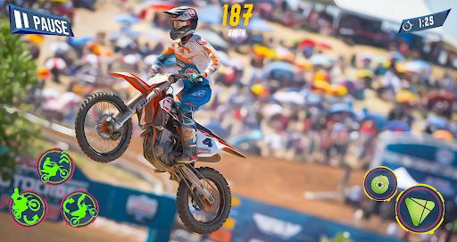 Moto Dirt Bike Stunt Games: Dirt Bike Stunt Racing  screenshots 4