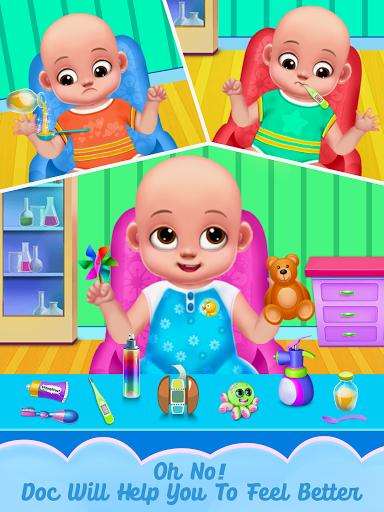 Sweet Baby Care Games & Dress Up Games apktram screenshots 11