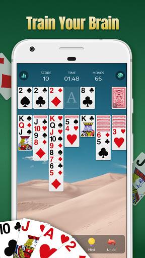 Solitaire - Classic Card Game, Klondike & Patience screenshots 3