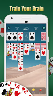 Solitaire - Classic Card Games Free, Klondike Card