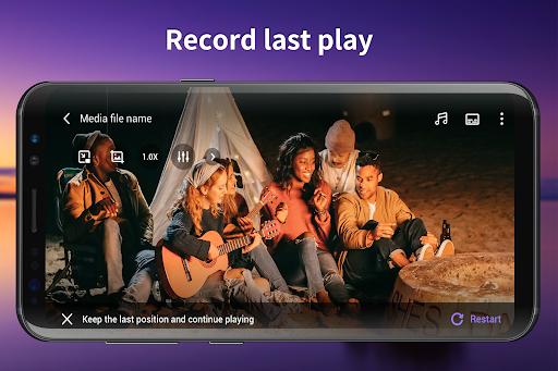 Media Player apktram screenshots 1