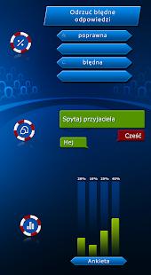 Milionerzy Quiz screenshots 4