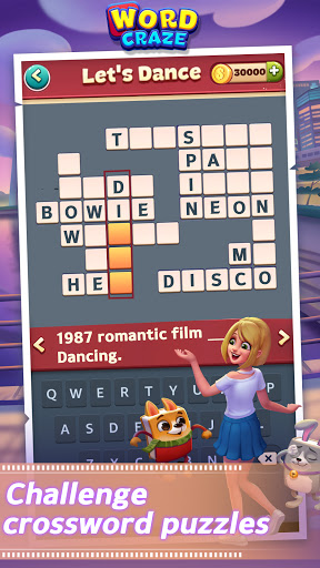 Word Craze - Trivia crosswords to keep you sharp android2mod screenshots 5