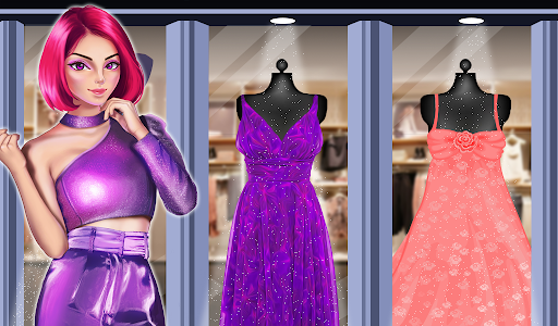 Fashion Battle: Dress up & makeup games for girls apkpoly screenshots 6