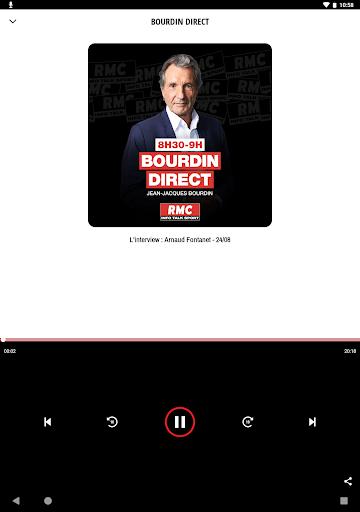 RMC ud83cudf99ufe0fInfo et Foot en direct - Radio & Podcast  Screenshots 12