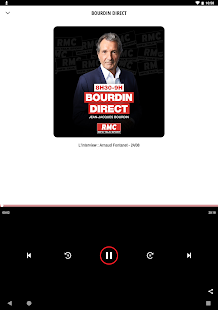 RMC ud83cudf99ufe0fInfo et Foot en direct - Radio & Podcast 7.5.3 APK screenshots 18