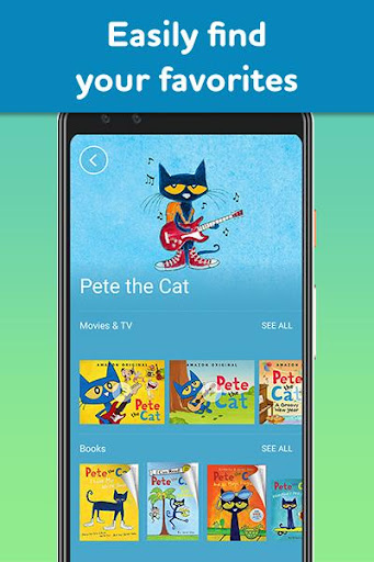 Amazon Kids+: Kids Shows, Games, More 2.1.0.203888 Screenshots 5