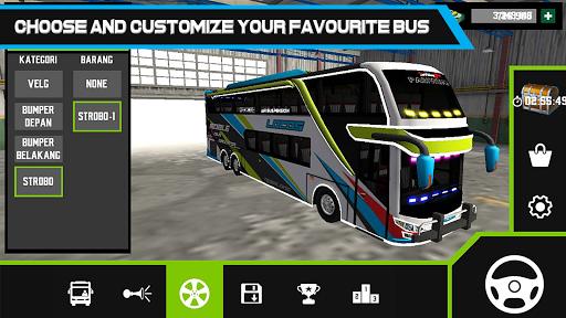 Code Triche Mobile Bus Simulator (Astuce) APK MOD screenshots 1