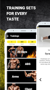 Sworkout: Street & home workouts. Fitness Training