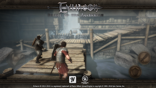 evhacon 2 hd screenshot 1