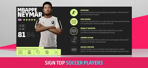 SEASON Pro Football Manager - A u26bdufe0f Club Simulator 4.0.3 screenshots 13