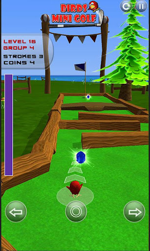 Bird Mini Golf - Freestyle Fun modavailable screenshots 5