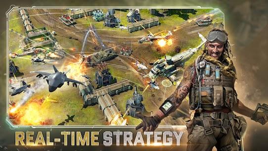 War Commander: Rogue Assault Mod Apk 5.9.0 (God Mode) 2