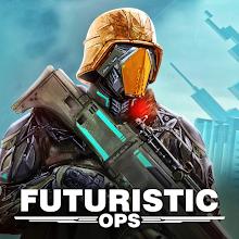 Cyberpunk Shooting: Real Hero Hunters APK