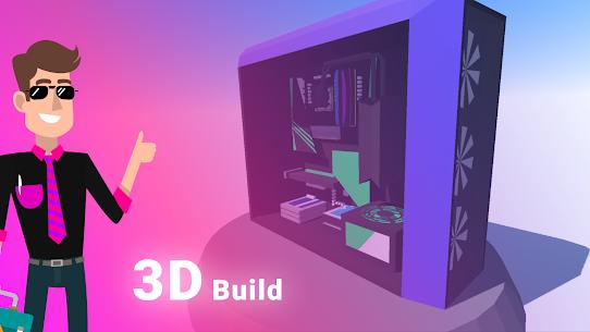 PC Creator PRO – PC Building MOD APK 1.9.65 (Purchase Free) Simulator Game 6