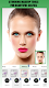 screenshot of Retouch Me – Body & Face editor. Skinny app