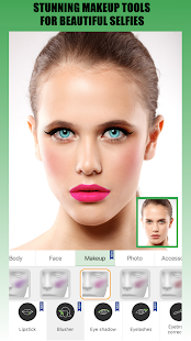 Retouch Me – Body & Face editor. Skinny app