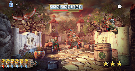 Mad Bullets: The Rail Shooter Arcade Game screenshots 6