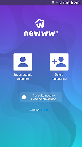 Newww 1.3.2 screenshots 1